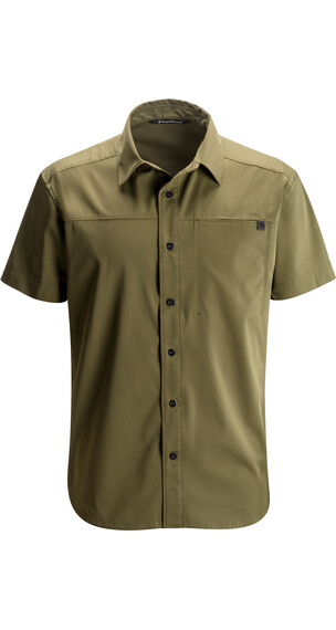 Black Diamond M's Stretch Operator S/S Shirt Burnt Olive